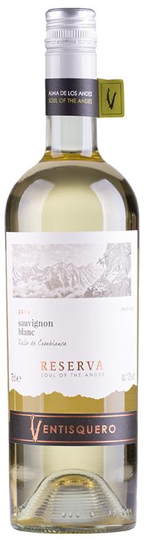 Ventisquero Reserva Sauvignon Blanc ( Chili, wit )
