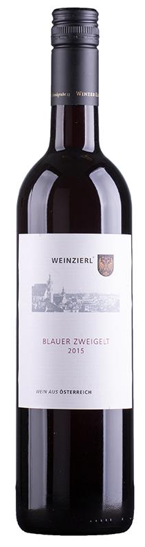 Weizierl Blauer Zweigelt ( Oostenrijk, rood )